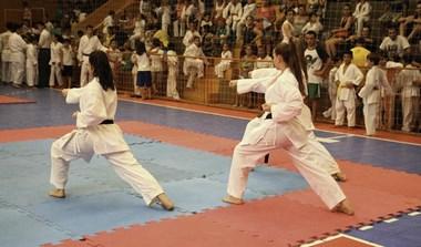 Karatê içarense participa de Campeonato Estadual da modalidade