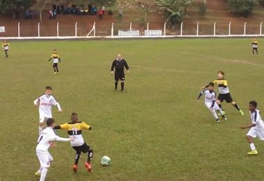 Duas vitórias do Clube Carvoeiro no sul brasileiro