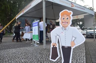 Microempreendedorismo na Festa do Colono