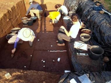 Arqueologia da Unesc participa de missão do Museu de História Natural da França