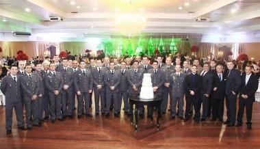19º BPM comemora 50º Aniversário de Instalação da Polícia Militar no Vale do Araranguá