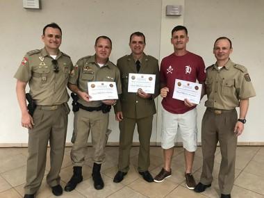19º BPM realiza Solenidade de Promoção de Policiais Militares