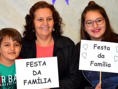 Dia de festa para as crianças e famílias do Bairro da Juventude