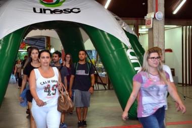 Campus da Unesc recebe mais de 12 mil estudantes a partir de segunda