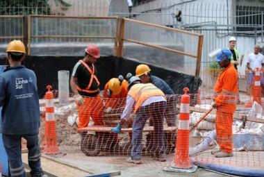 Construção demite mais de um milhão de trabalhadores