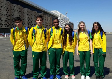Enxadristas voltam do Gymnasiade sem medalhas