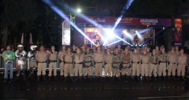Polícia Militar realiza grande operação de segurança