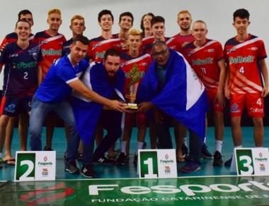 Joinville é o campeão da 17ª Olesc em Rio do Sul