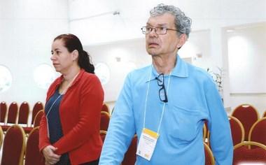 Rincão preparado para a Conferência Nacional da Pessoa Idosa