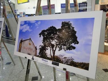 Atlântico Shopping inicia homenagem a Balneário Camboriú com exposição fotográfica
