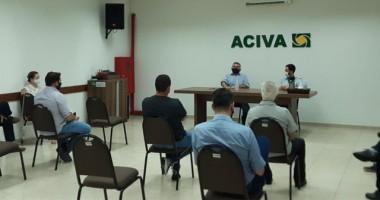 UFSC e diretoria da ACIVA debatem novos projetos para a cidade de Araranguá