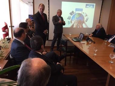 Mídia regional sai fortalecida de reunião com Secom/Brasília