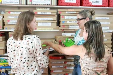 Professoras de Minas Gerais conhecem Içara