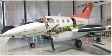 Governo do Estado de SC lança edital para leiloar aeronave e outros bens
