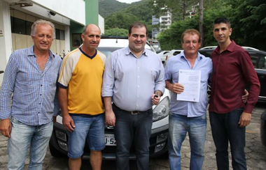SDS entrega veículo para o Sindicato dos Trabalhadores