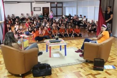 Sesi abre as portas para mais uma edição do Dia da Família na Escola