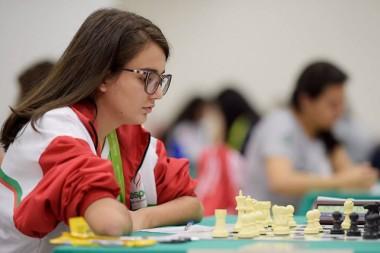 Enxadristas representam Içara em competição internacional