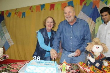 Laboratório Búrigo celebra 36 anos com os colaboradores