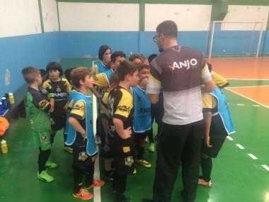 Campeonato Regional Anjos movimenta garotos do projeto