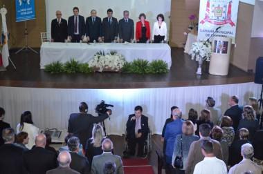 APAE de Criciúma é homenageada por seus 50 anos