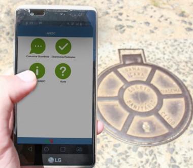 Vazamentos de água em vias públicas poderão ser comunicados via aplicativo