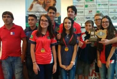 Içarenses disputam competição nacional de xadrez