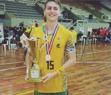Atleta da Satc/FME disputará Mundial de handebol