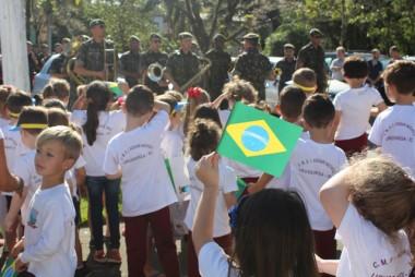 Urussanga abre oficialmente a Semana da Pátria