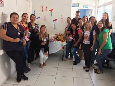 Secretaria de Saúde de Jacinto Machado faz ação preventiva para o carnaval