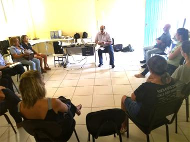 Jacinto Machado sedia primeira reunião do Projeto Verde é Vida do ano