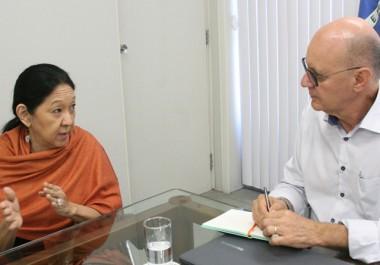 Parceria entre Secretaria da Educação e Itaú BBA terá continuidade