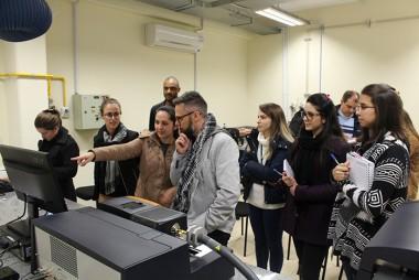 Pesquisadores e professores participam de curso sobre captura de CO2