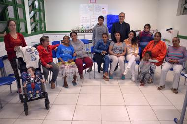 OAB participa de projeto de redução de vulnerabilidade social