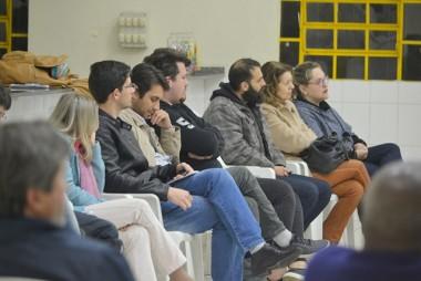 Comunidade conhece atuais projetos do Território Paulo Freire