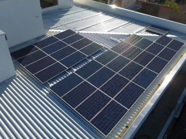 Aquisição de equipamentos para geração de energia sustentável
