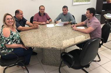 Frigo assina convênio para a conclusão da pavimentação da rodovia São Bento Alto a Vila Maria