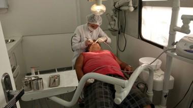 Sindicato disponibiliza atendimento na Unidade Móvel Odontológica