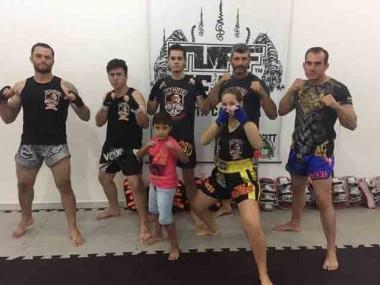 Jacinto Machado se prepara para receber etapa de de Muay Thai