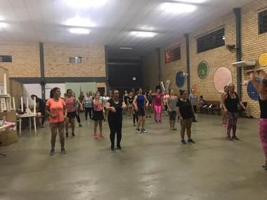 Aulão de dança supera expectativas em Içara