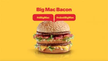 Big Mac Bacon e Duplo Big Mac chegam ao McDonald's