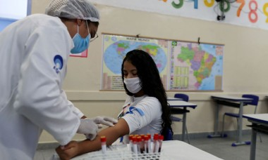 Covid-19: Brasil registra 165 mil mortes e tem 5,84 mi de casos