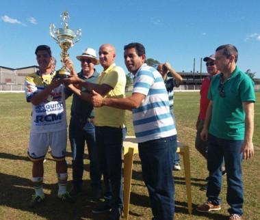 Balneário Rincão é o campeão da categoria juvenil da Larm
