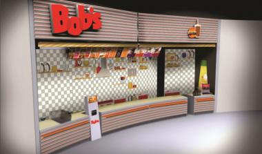 Com investimento de meio milhão, Bob's do Criciúma Shopping estará de cara nova