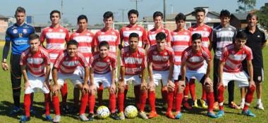 Equipe Sub-17 do Caiçara defende vaga à semifinal da LUD