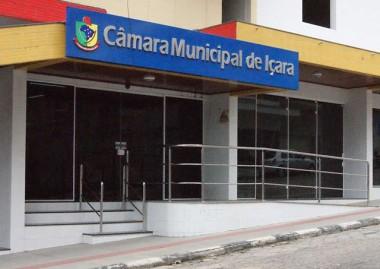 Câmara Municipal de Içara decreta ponto facultativo