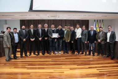 Faculdade Avantis recebe Moção de Congratulação