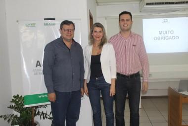 Prefeito de Camboriú apresenta ações na Acibalc