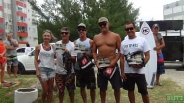 Morro dos Conventos Open de Surf reúne 100 atletas no final de semana