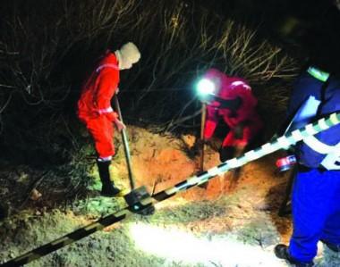 Corpo em decomposição é encontrado em Rincão