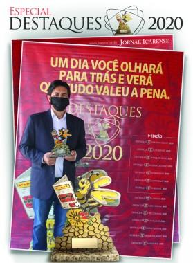 JI NEWS e Jornal Içarense realizam com sucesso o 1° Destaque Sombriense 2020